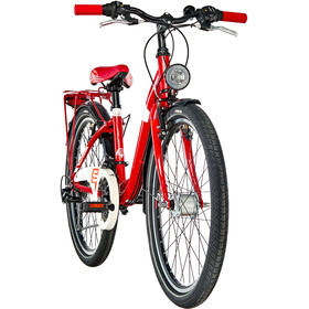 s'cool chiX 24 21-S steel Red